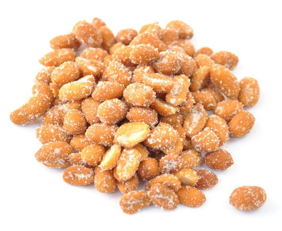 Peanuts, Honey Roasted Sweet & Crunchy!